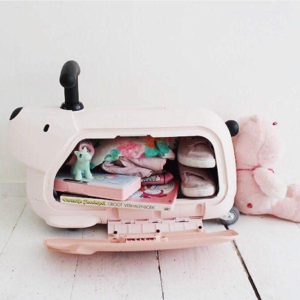 韓國 Bontoy Traveller 紅點設計美學騎乘行李箱(5款可選) 3