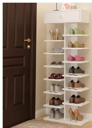 鞋櫃 鞋架 多層鞋架簡易門口經濟型鞋柜家用收納省空間進門宿舍