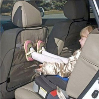汽車椅背防踩髒保護套 (包邊不挑色) CY09001