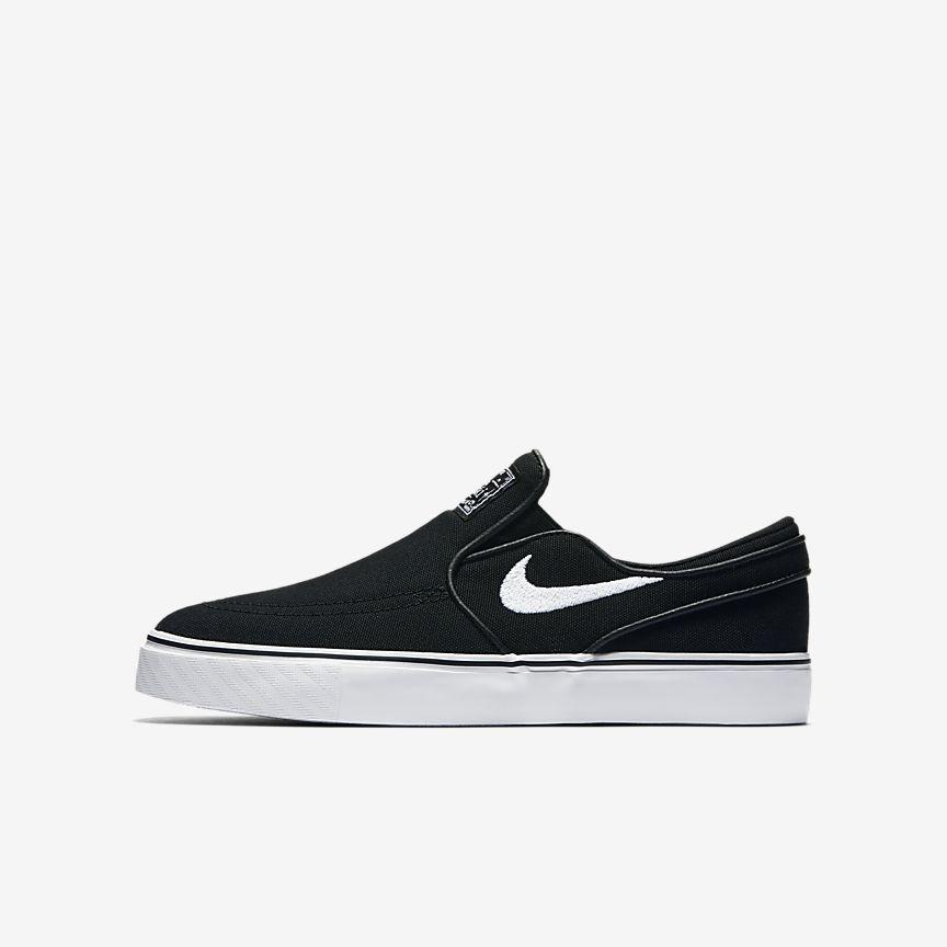 [ALPHA] NIKE STEFAN JANOSKI CNVS SLIP GS 882988-002 大童鞋 滑板鞋