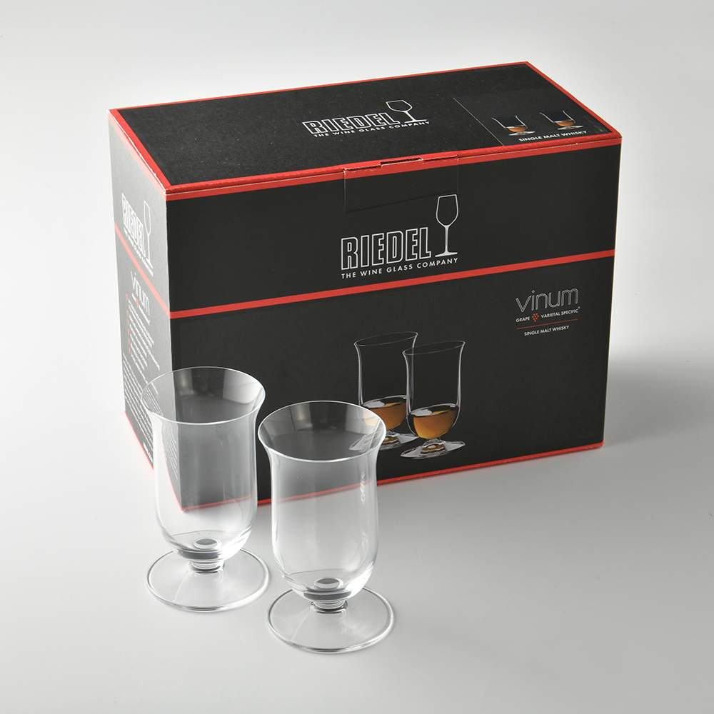 Riedel Vinum系列 Whisky 威士忌酒杯 2入 酒杯 水晶杯 4