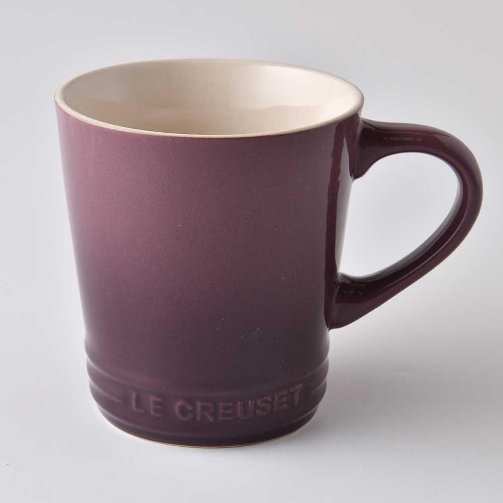 Le Creuset V馬克杯 水杯 茶杯 300ml 無花果