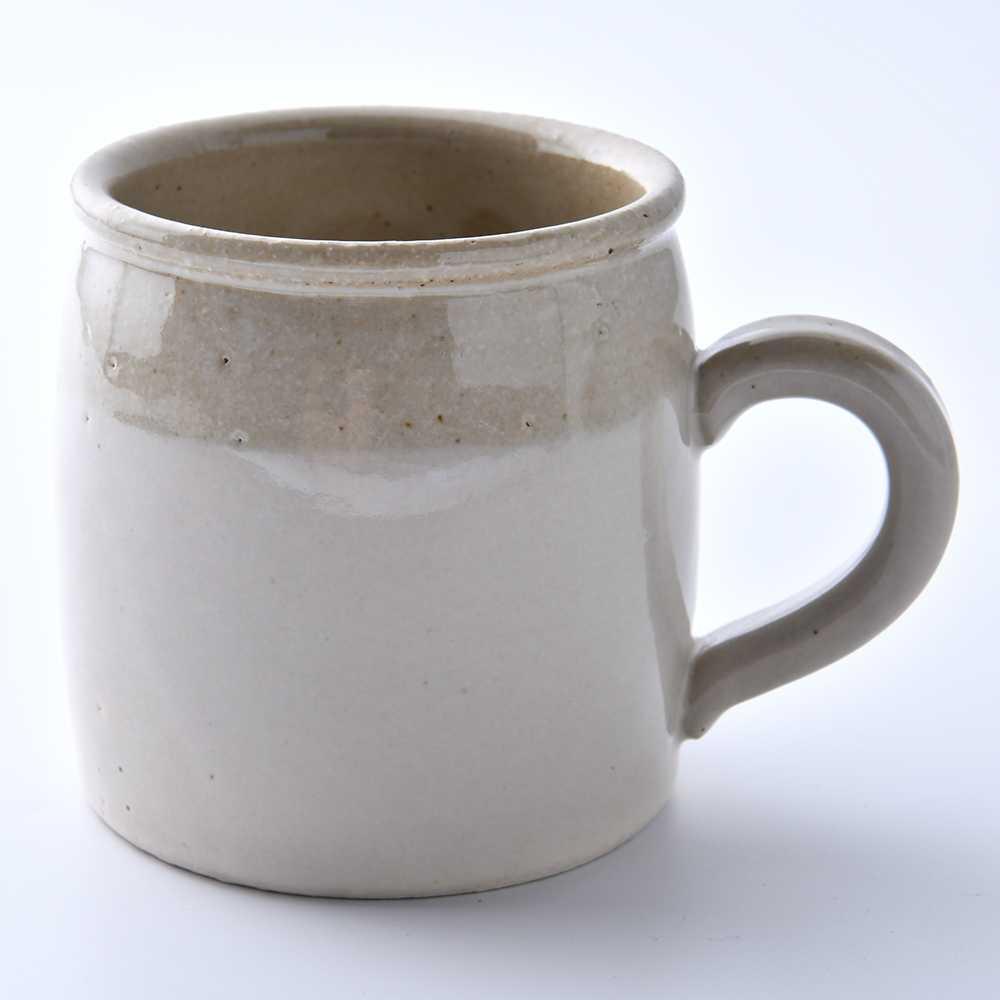 Meister Hand 牛奶馬克杯 咖啡杯 茶杯 乳白