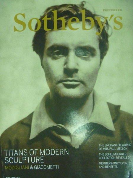 ~書寶 書T4/收藏_ZKD~Sothebys_2014 11~12_Modigliani