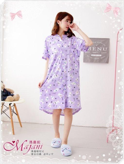 [瑪嘉妮Majani]中大尺碼睡衣-棉質居家服 睡衣 舒適好穿 寬鬆 有特大碼 特價299元 sp-288