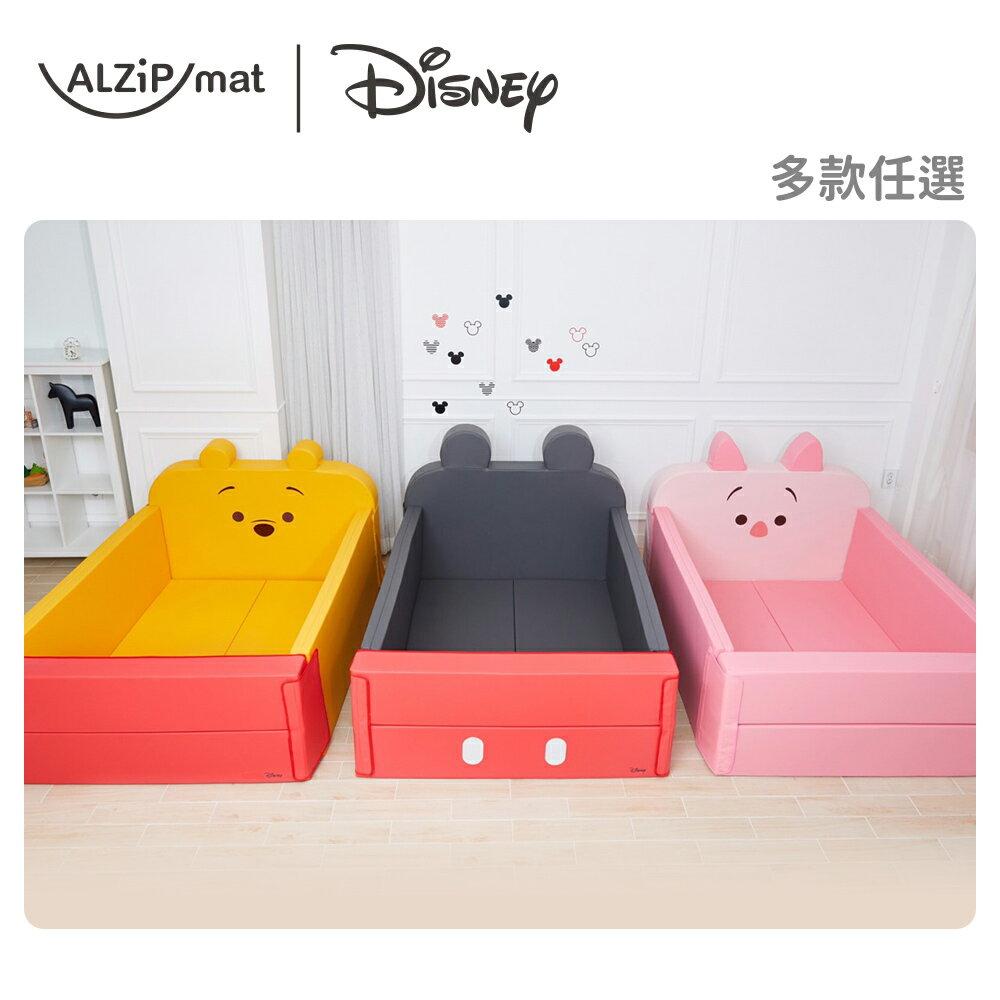 ALZiPmat & DISNEY 迪士尼 輕傢俬系列 多功能圍欄地墊 / 沙發床-多款可選(米奇 / 維尼 / 小豬) 0
