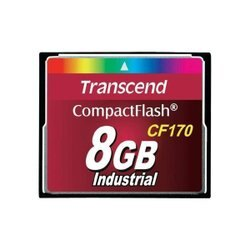 【新風尚潮流】創見記憶卡 64GB CF170 170X 150倍 工業用CF記憶卡 二年保固 TS64GCF170