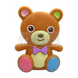 Toy Royal 樂雅 軟膠玩具-歡樂熊寶【悅兒園婦幼生活館】