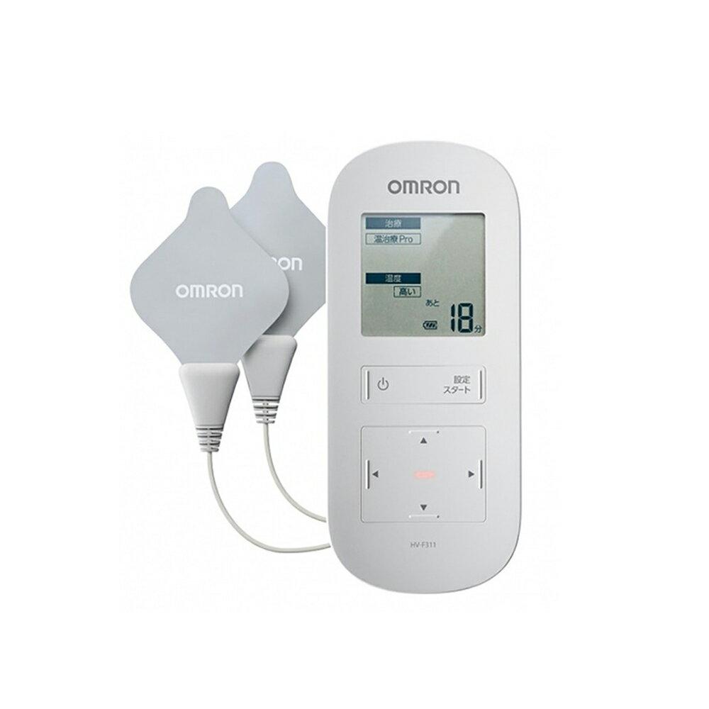 【來電享優惠 加贈保溫便當袋1個】 OMRON 歐姆龍 溫熱低週波治療器 HV-F311