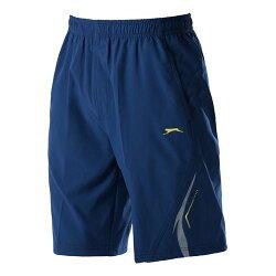 【H.Y SPORT】《Slazenger》573014抗紫外線透氣式伸縮網球短褲/運動短褲/排汗(丈青)