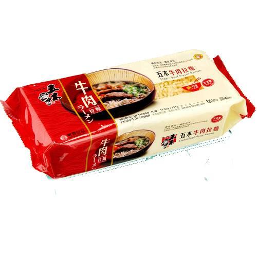 五木牛肉拉麵321g【愛買】