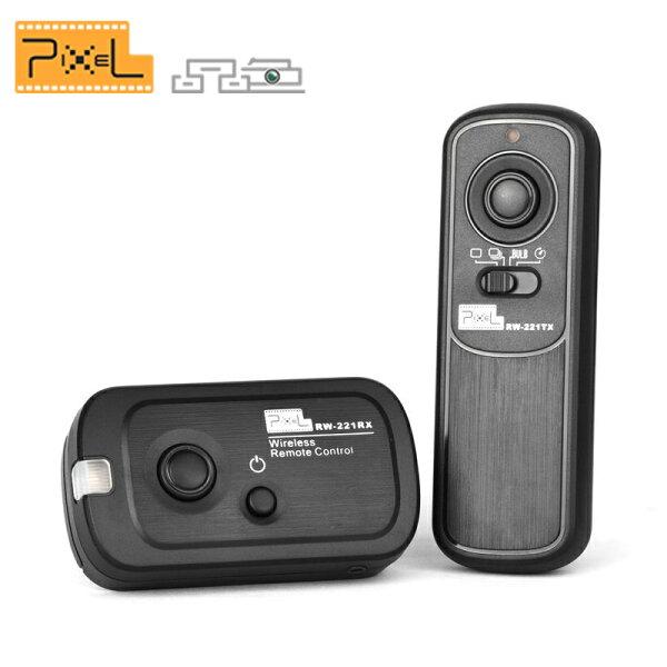 ◎相機專家◎PIXEL品色RW-221DC0無線快門遙控器NikonRW221可參考TW283公司貨