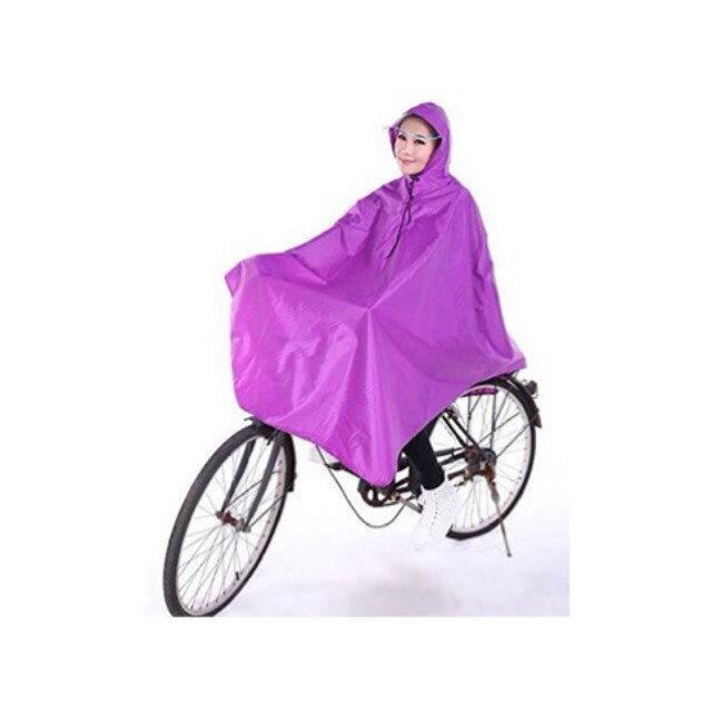 【安妮的東京時尚便利屋】腳踏車 、摩托車專用斗篷式日系雨衣 (預購,數量不限)