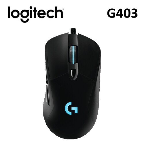 羅技 PRODIGY G403 有線遊戲滑鼠