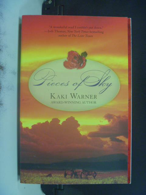 ~書寶 書T9/原文小說_GRU~Pieces of Sky_Warner Kaki