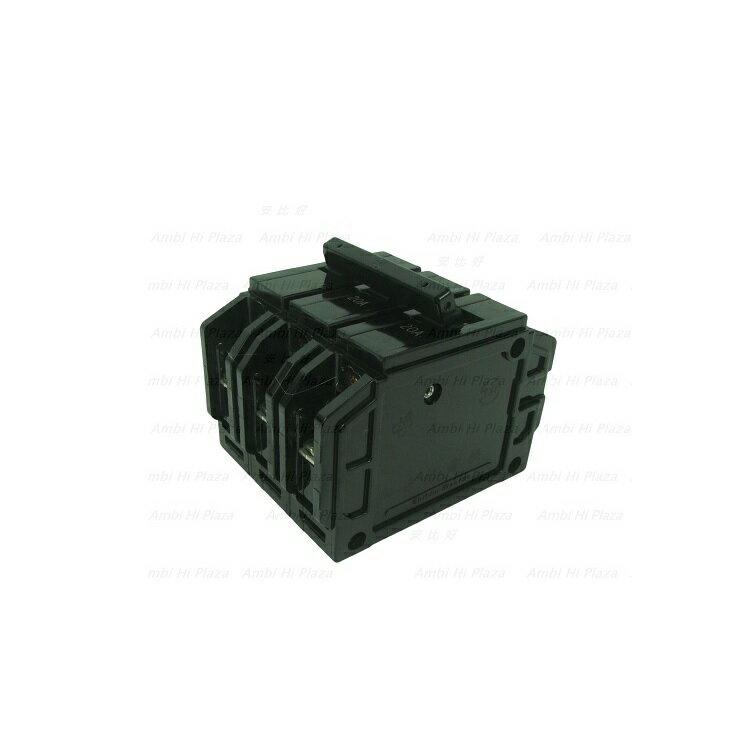 士林電機 BH-3P 無熔線斷路器10.15.20.30.40.50A