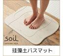 【預購】日本大人氣 soil AQUA 珪藻土強力吸水地墊