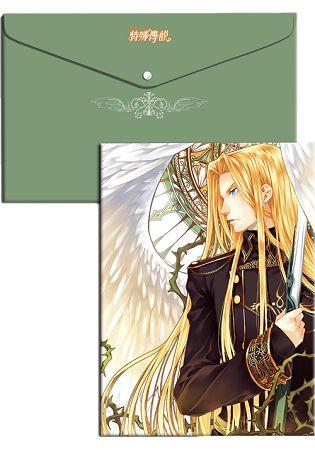 資料袋《特殊傳說》木之天使.安因