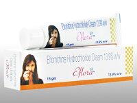 Eflora Cream (Eflornithine Hydrochoride) Cream 15g