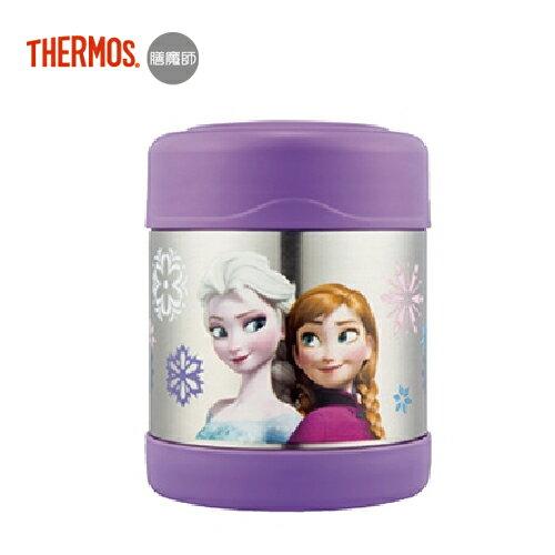 【Thermos 膳魔師】不銹鋼真空保溫食物罐300ml-Frozen 冰雪奇緣 0