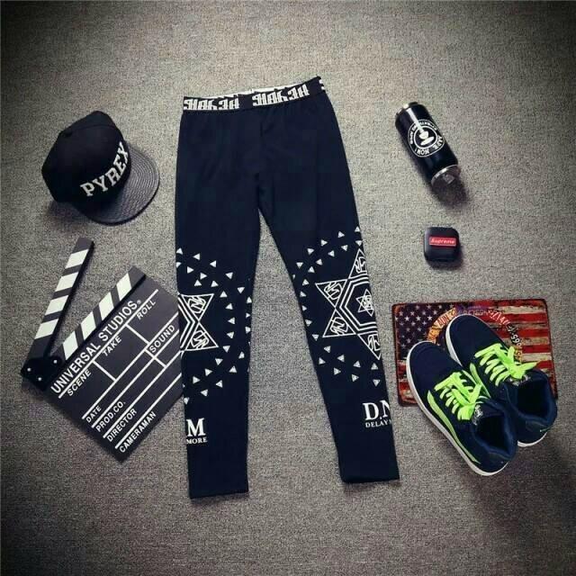 【My style】黑色內搭褲。字44/字$