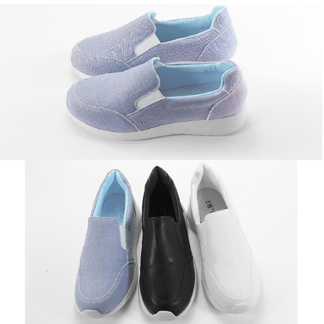 【My style】富發牌-R15 質感舒適便鞋 藍.黑.白,23-25號。任兩雙免運