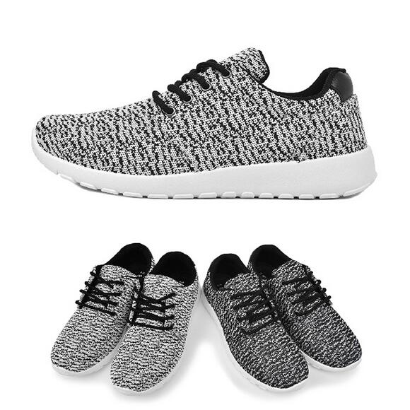 【My style】富發牌SP146~混織配色休閒慢跑鞋-男鞋(黑/白、白/黑)26-28、29號-任兩雙免運