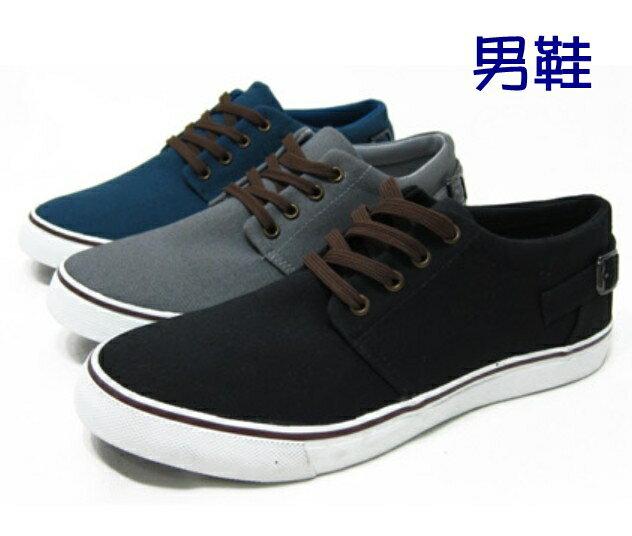 【My style】富發牌-TP31 原創街頭男鞋 灰、藍、黑,SIZE:25.5-28號。任兩雙免運