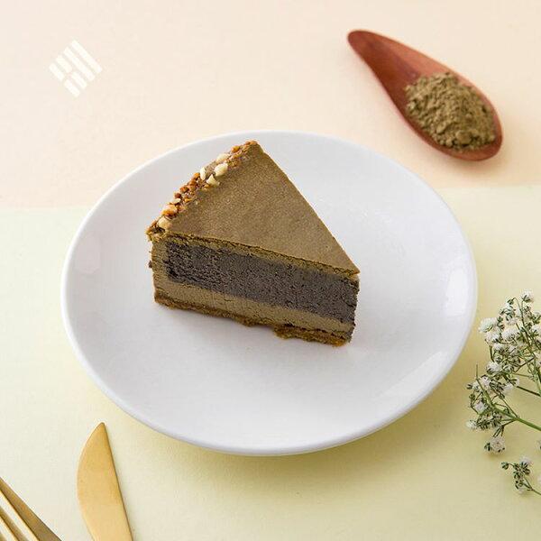 品好乳酪蛋糕:黑芝麻鐵觀音重乳酪蛋糕《6吋》800克