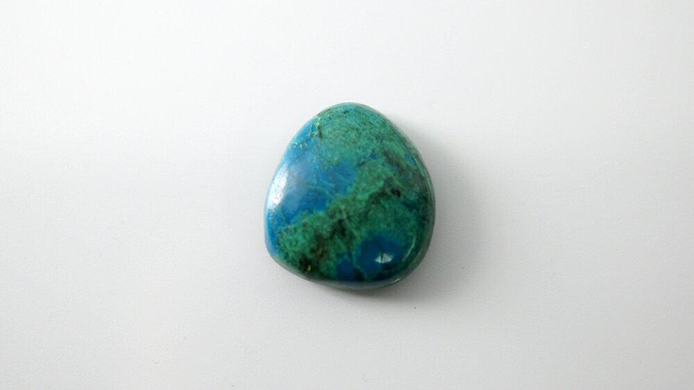 矽孔雀石裸石 [ DCT Collection 小資珠寶 ]