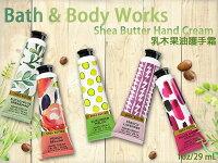 教師節禮物推薦到【彤彤小舖】Bath&Body Works 香氛乳木果柔膚護手霜系列 29ml BBW美國原廠
