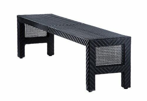 CEDAR 席德 野餐板凳(大)戶外家具【7OCEANS七海休閒傢俱】EXPRESSO 黑褐色 0