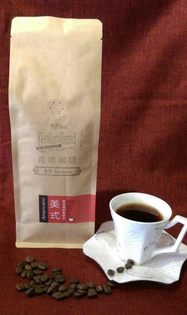鏡感樂活市集:肯啃咖啡美式調味咖啡豆227g包(半磅)