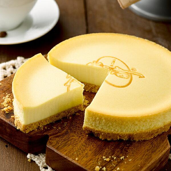 【香帥蛋糕】2015蘋果日報評選起司類得獎商品-純味重乳酪蛋糕