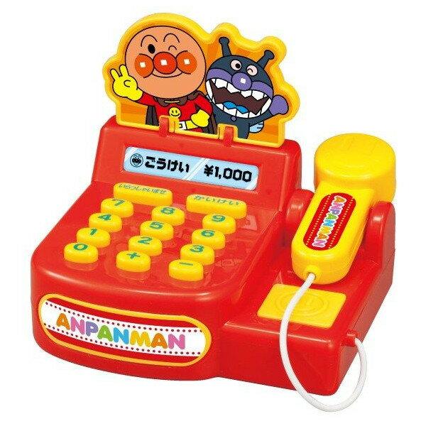 【真愛日本】16071600019收銀檯玩具遊戲組-ANP  電視卡通 麵包超人 細菌人 兒童玩具 正品 限量
