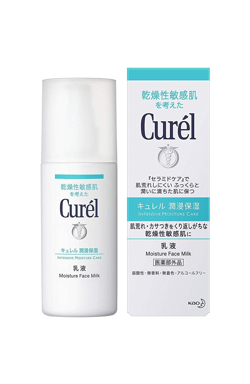 Curel 珂潤 潤浸保濕乳液 120ml(乾燥性敏感肌系列)