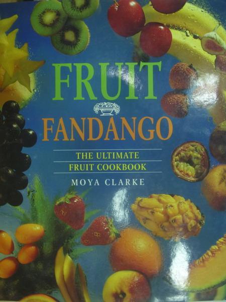 ~書寶 書T6/原文書_YGV~Fruit fandango_Moya clarke