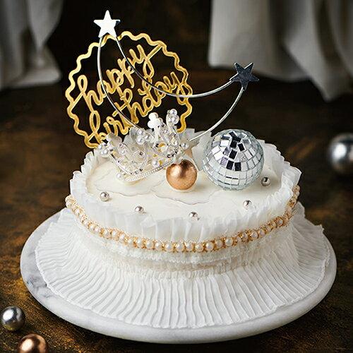 親愛的  6吋【PATIO帕堤歐】造型蛋糕/生日蛋糕/卡通蛋糕