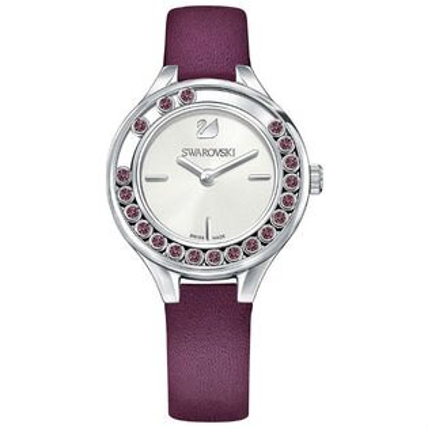 Swarovski施華洛世奇LovelyCrystalsMini55295331飄鑽魅力腕錶31mm