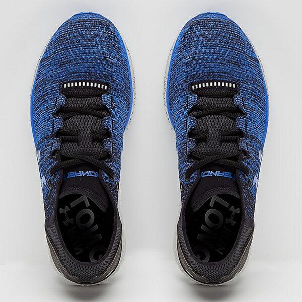 《下殺5折》Shoestw【1295725-907】UNDER ARMOUR Charged Bandit 3 慢跑鞋 漸層 藍色 男生 1