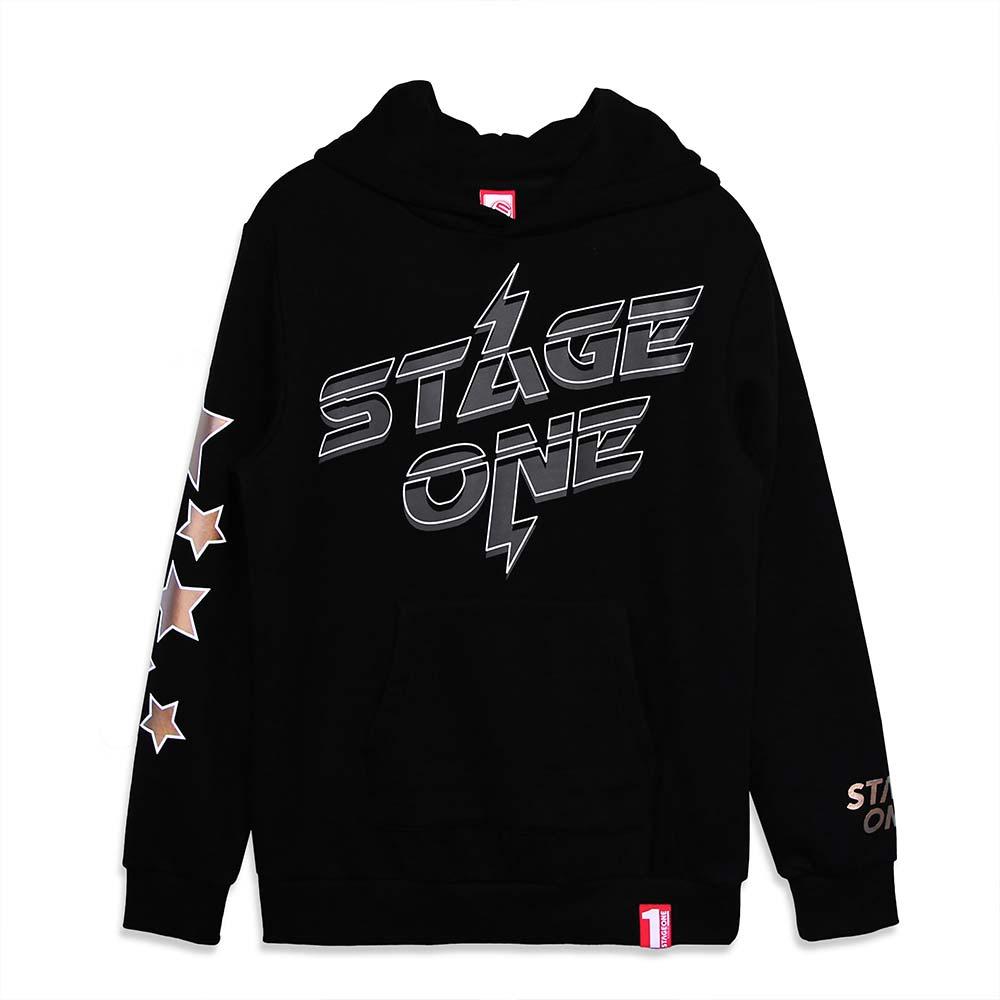 STAGEONE ALL STAR HOODIE 黑色 / 丈青色 兩色 7