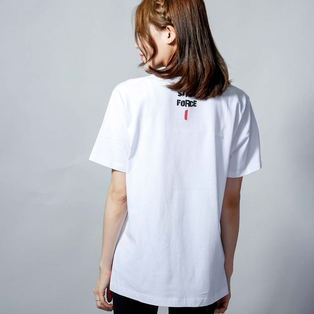 STAGEONE FORCE 1 TEE 黑色 / 白色 兩色 1