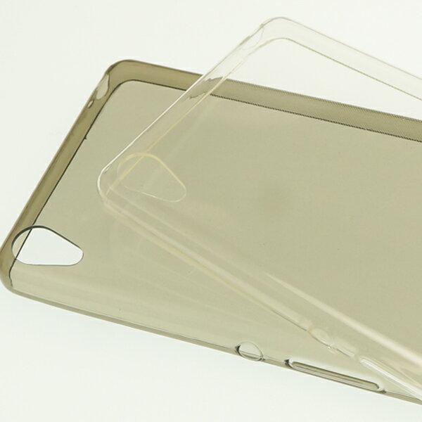 配件知家:【TPU】SONYXperiaXAF3115超薄超透清水套布丁套高清果凍保謢套水晶套矽膠套軟殼-ZX