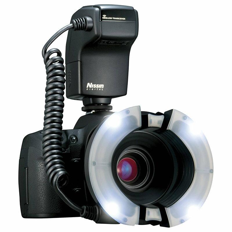 ◎相機專家◎ Nissin MF-18 環型微距閃光燈 MF18 for Canon 捷新公司貨
