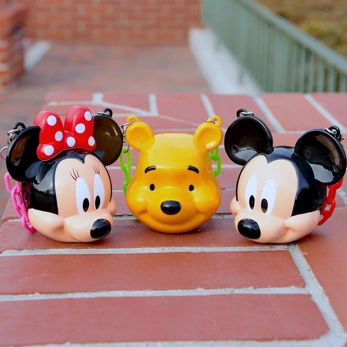 【真愛日本】樂園限定造型糖果罐-維尼/米奇/米妮 迪士尼 樂園限定 糖果罐 收納罐 日本帶回