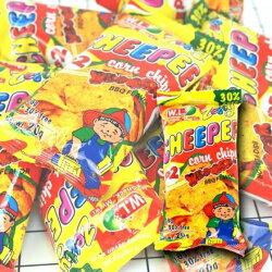 CHEEPEE 玉米片 BBQ口味 單包 20g【櫻桃飾品】【27601】