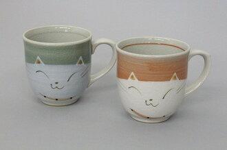 【醉愛·日本】日本製 Matsumoto 可愛貓彩繪茶杯 3個/ 組
