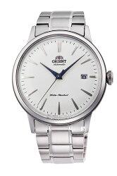 【時光鐘錶】ORIENT 東方錶 經典DATEⅡ復古機械錶 男錶 (RA-AC0005S) /40.5mm