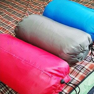 美麗大街【S106121911】秋冬保暖可展開式信封連帽輕量睡袋