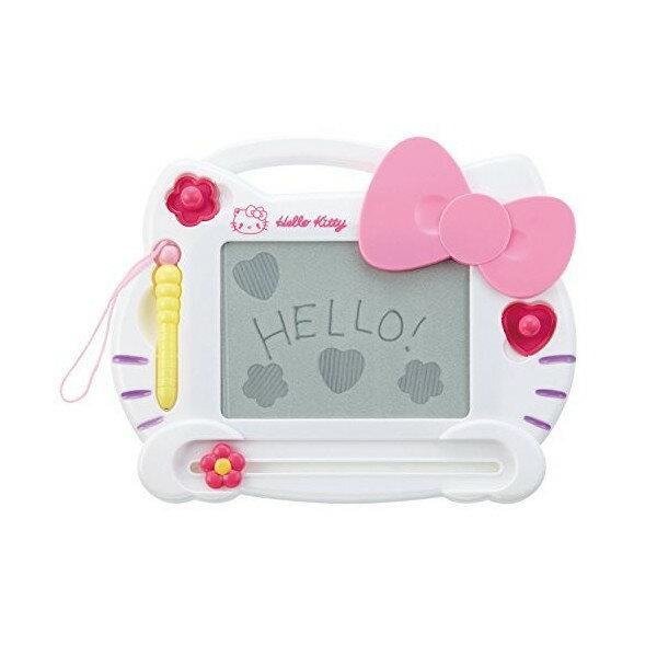 【真愛日本】16122200002 手提小畫板-KT大臉粉 KITTY 三麗鷗 凱蒂貓 繪圖板小朋友最愛
